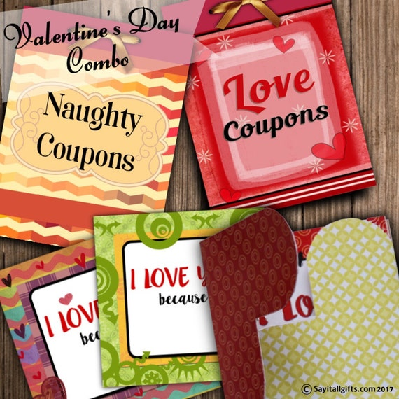 Make girlfriend coupon book