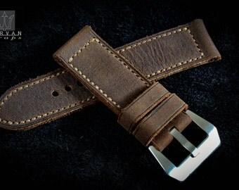 Panerai strap. Watchstrap kind panerai. Vintage Collection: Monte Cristo