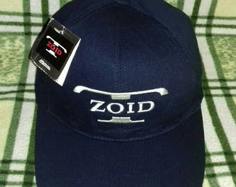 Rare vintage ZOID cap by Mizuno with tags size 56-59 cm