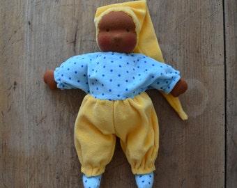 Stuffed doll
