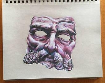 Statue Sketch '17 #1
