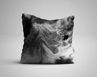 Ink Print Cushion Cover