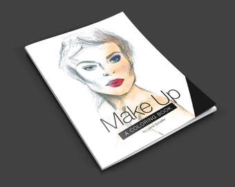 Make Up A Coloring Book