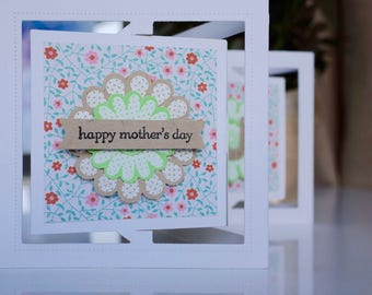 MUM Mother's Day Handmade Card