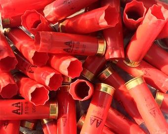 10+ct Red Winchester AA 12ga Shotgun Shells