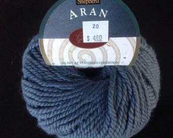 Shepard Aran yarn