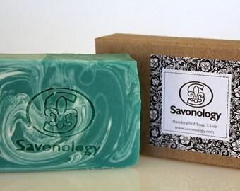 Pine Soap - Soap for men - Handcrafted Goats Milk Soap - Natural Soap - homemade Soap - handmade soap - natural soap - soap - wholesale soap