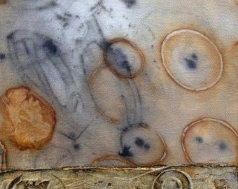 Rust & eco dye 1