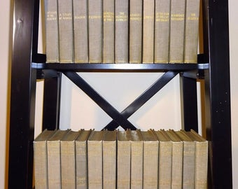 1900 HONORE DE BALZAC - 25 Volumes, First Complete English Translation, Illustrated, 24 of a 25 Volume Set