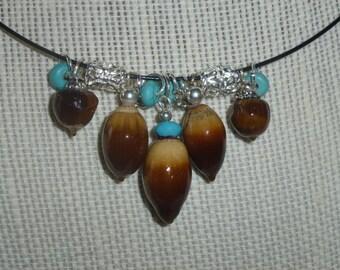 Acorn Necklace #9
