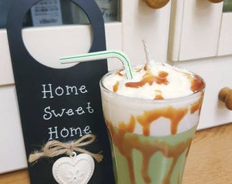 Mint Chocolate Milkshake - Drink Inspired Candle