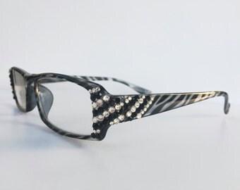 Swarovski Crystal Readers  Reading Glasses +1.25  +1.75 +2.25