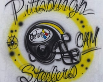 Steelers Jersey Etsy