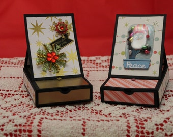 Easel Style Gift Card Box