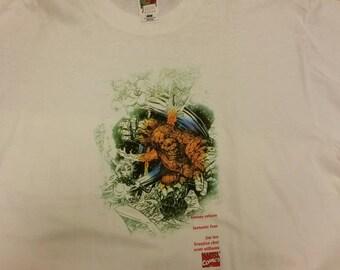 Fantastic four shirt, marvel comics shirt, xl,New,vintage comic shirt, comic tee