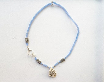 Mt. Hope Beach Shell Necklace