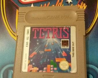 Game Boy Original Game - Tetris