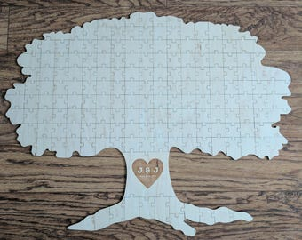 Wedding Guest Puzzle,