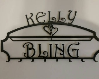 Personalized Bling Holder