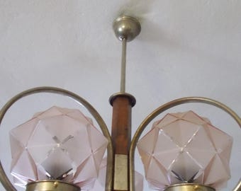 Antique Chandelier Art Deco , 1930s
