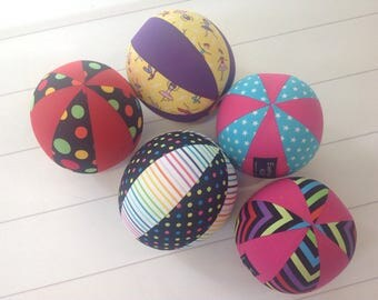 Baby Balloon Ball Covers, Educational, Sensory Play, Travel Ball, Ball, Portable Ball, Balloon, Kids, Dogs, Toys, Gymbaroo, Eumundi Kids