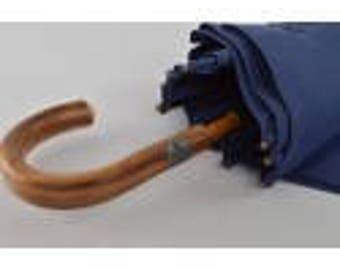 Traditional umbrella blue Aurillac