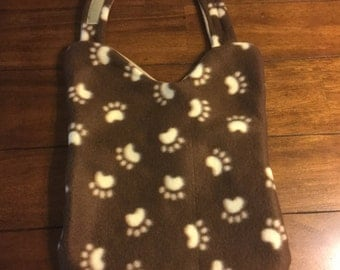 Dog fleece coat - Small