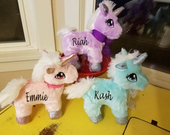 Personalized Stuffed Animals