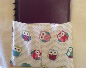 Owls Pocket - Canvas Tote Bag