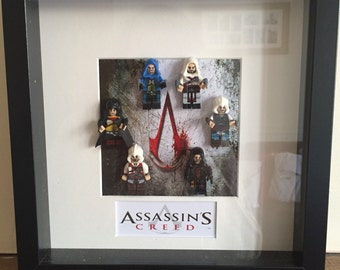 Lego minifigure picture - Assasins Creed