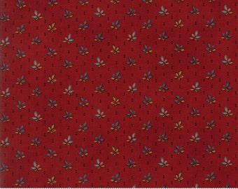 Moda Pumpkin Pie fabric by Laundry Basket Quilts sold by 1/2 yard