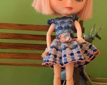 Items similar to Baby Dress Crochet Pattern / Victorian on ...