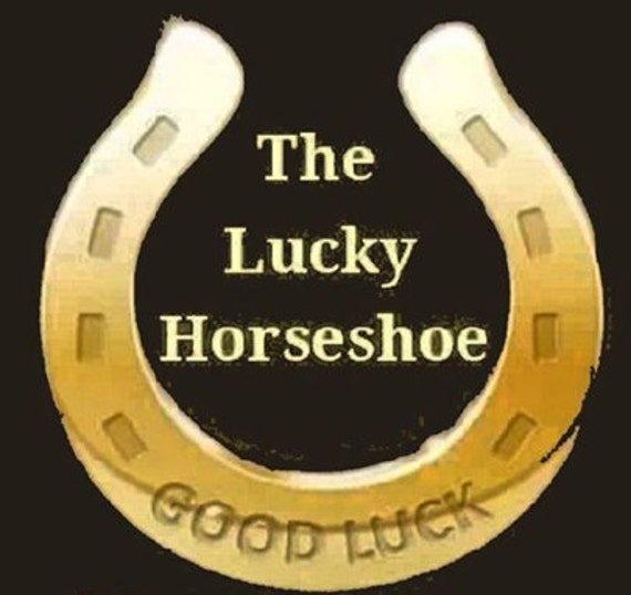 Lucky Horseshoe To Protect And Attract Good Fortune Into
