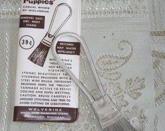 Hush Puppies Steel Brush
