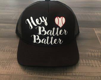 Hey Batter Batter Hat!