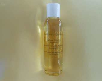 Infused Body Oil
