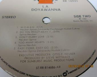 L. A. Doyawanna - Radio Records