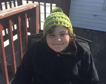 Winter fun hat
