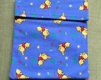 Winnie The Pooh style bag | Make up | iPad | Book Bag