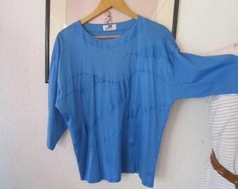 Vintage 80s shirt ARA model oversize