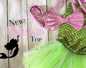Mermaid Costume Set