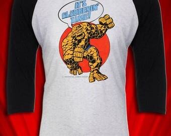 the Thing It's Clobberin' Time FREE SHIPPING to USA