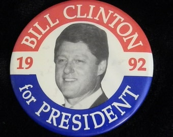 1992 usa election | Etsy