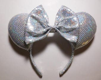 Holographic Minnie Ears!