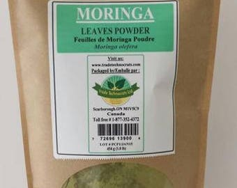 MORINGA LEAVES POWDER 454g (1.00LB)