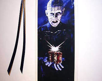 HELLRAISER Pinhead Movie Memorabilia Film Cell Bookmark …
