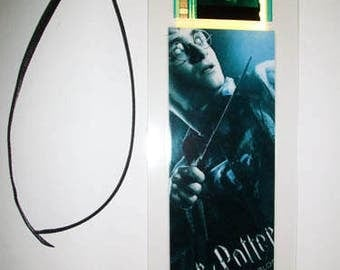 HARRY POTTER 6 (Half Blood Prince) Movie Memorabilia Film Cell Bookmark …