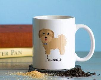 Havanese Mug (boy)