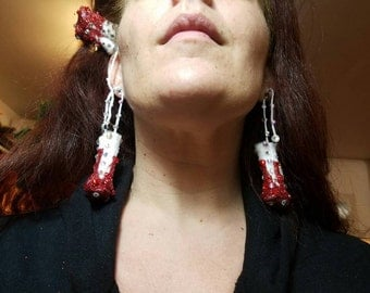 Medium Tampon Earrings
