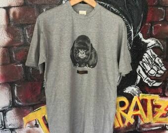 Vintage Karl Helmut Ape Logo Tshirt